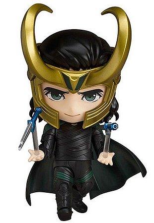 Nendoroid #866 Loki -Thor: Ragnarok (Relançamento) -Original-