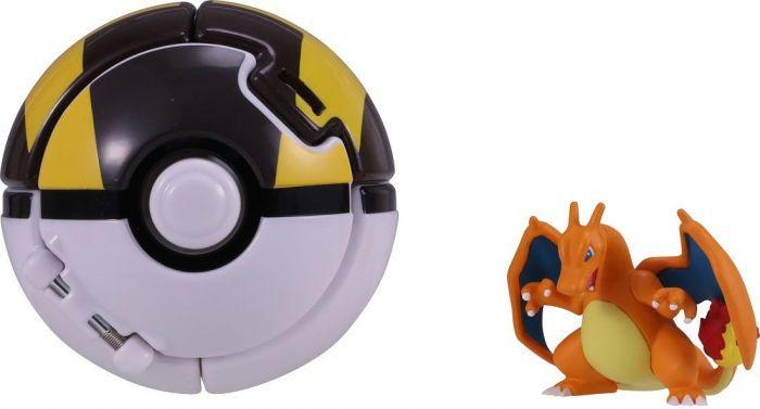 Pokemon Moncollé Poke Del-Z Charizard (Ultra Ball) Original