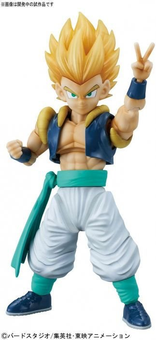Figure-Rise Gotenks Dragon Ball Z -Original-