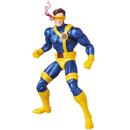 MAFEX Nº099 Cyclops -Comic Ver- X-Men -Original- *Pré-Venda*