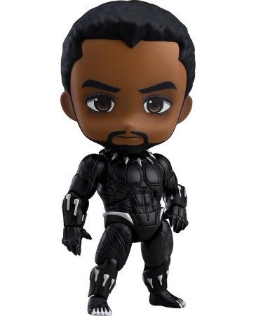 Nendoiroid #955-DX - Black Panther Infinity Edition DX -Original-