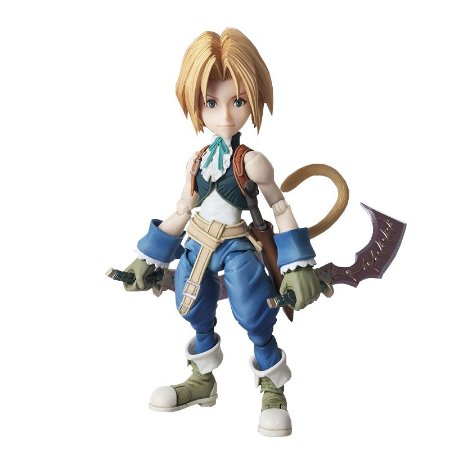 Final Fantasy IX - Bring Arts Zidane & Garnet -Original-