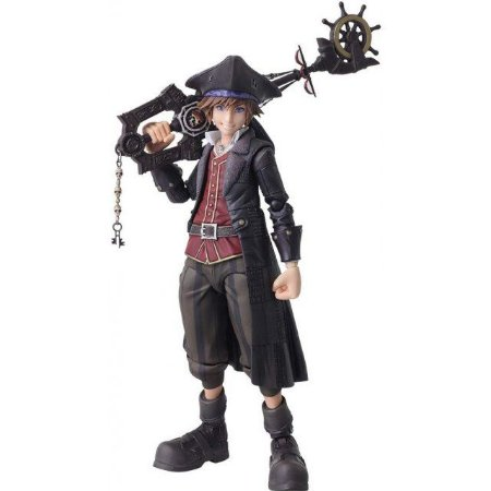 Kingdom Hearts III - Bring Arts Sora Pirates of the Caribbean -Original-