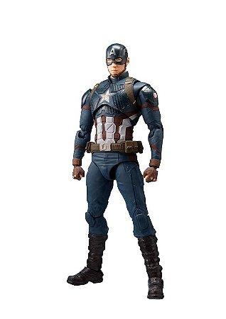 S.H.Figuarts - Captain America (Avengers: Endgame) -Original-
