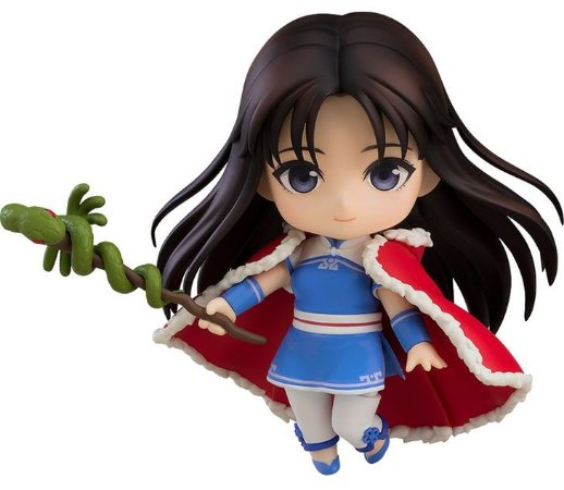 Nendoroid #1118-DX - The Legend of Sword and Fairy - Zhao Ling-Er DX -Original-
