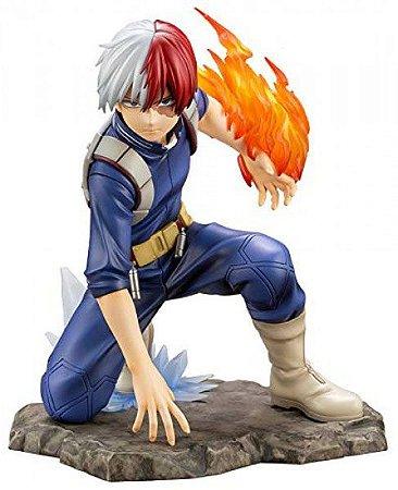 My Hero Academia - ARTFX J Shoto Todoroki -Original-
