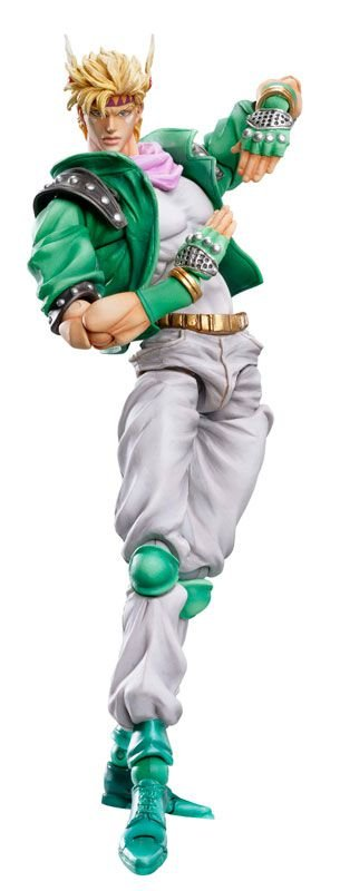 JoJo's Bizarre Adventure Part.II - Super Action Statue Caesar Anthonio Zeppeli -Original-