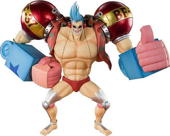 Figuarts ZERO - Iron Man Franky -Original-