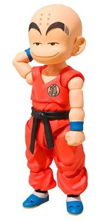 S.H. Figuarts Kid kuririn - Dragon Ball -Original-