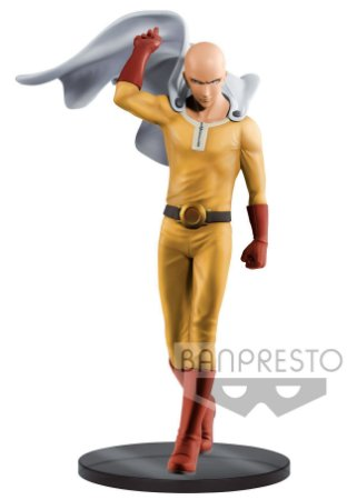 One-Punch Man - Saitama DXF Premium Figure -Original-