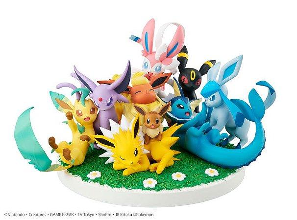 Pokemon - G.E.M.EX Series Eevee Friends -Original-