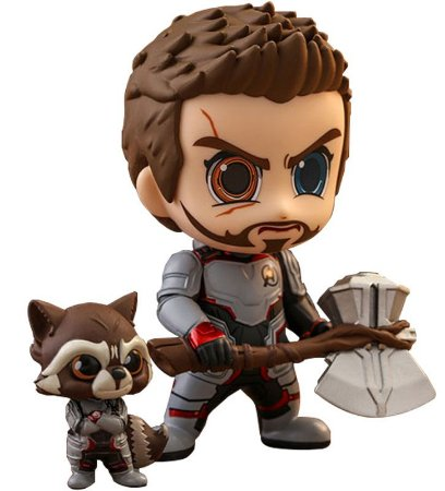 "CosBaby ""Avengers: End Game"" Thor & Rocket (Team Suit Ver.) -Original-"