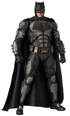 Mafex #064 Batman (Tactical Suit) Liga da Justiça [Original Medicom Toy]