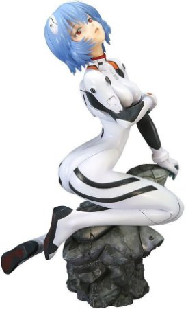 Rebuild of Evangelion - Ayanami Rei Plugsuit Ver.:RE -Original-