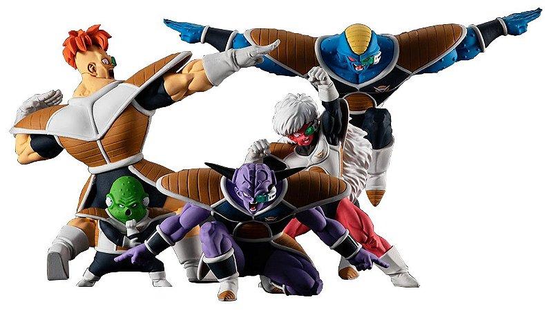 Dragon Ball Super - HG Ginyu Force Set - Limited Edition -Original-