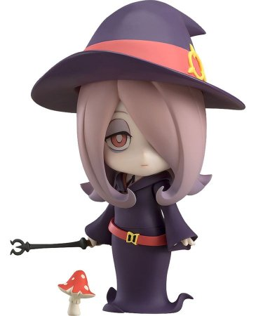 Nendoroid #835 - Little Witch Academia - Sucy Manbavaran -Original-
