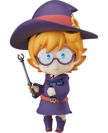 Nendoroid #859 - Little Witch Academia - Lotte Yanson -Original-