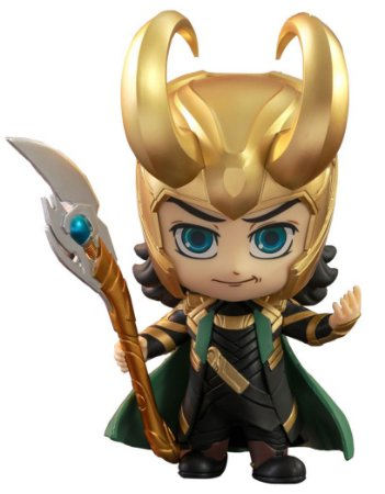 "CosBaby ""Avengers: End Game"" Loki (w/Helmet, Avengers Movie Ver.) -Original-"