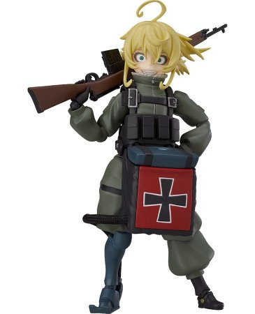 figma #439 Saga of Tanya the Evil Movie - Tanya Degurechaff -Original- *Pré-venda*