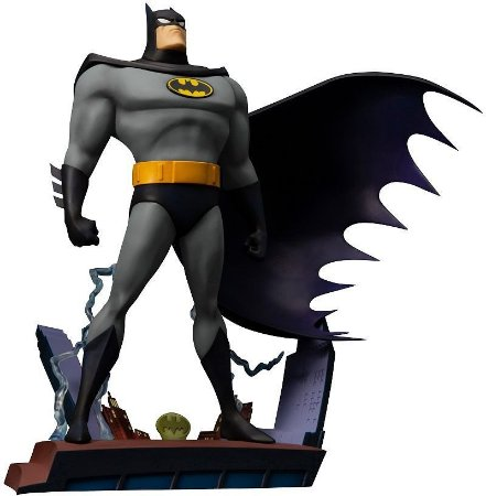 ARTFX+ - Batman Animated Opening Edition -Original-