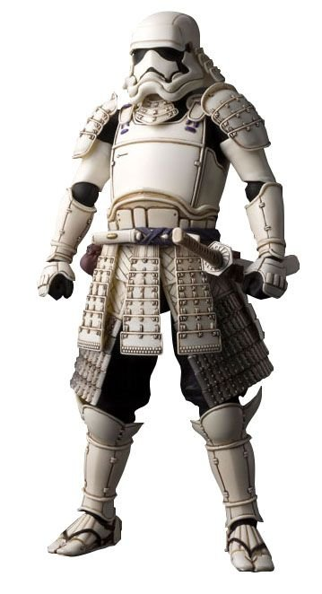 Meishou MOVIE REALIZATION Ashigaru First Order Stormtrooper - Star Wars -Original-