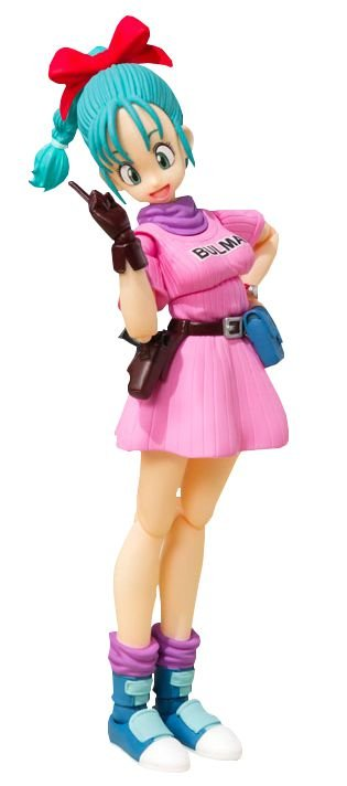 S.H.Figuarts - Bulma -Beginning of a Great Adventure- Dragon Ball -Original-