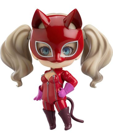 Nendoroid #1143 - Persona 5 the Animation - Takamaki Ann Phantom Thief -Original-