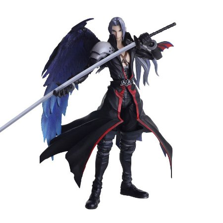 Final Fantasy VII - Bring Arts Sephiroth Another Form Ver -Original-