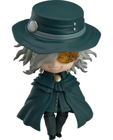 Nendoroid #1158-DX - Fate/Grand Order - Avenger/King of the Cavern Edmond Dantes Ascension -Original-