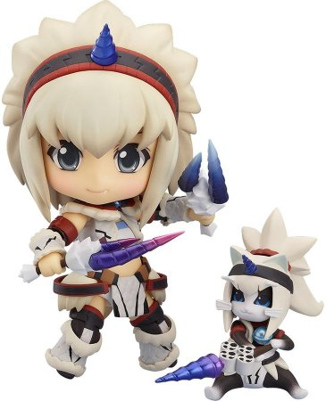 Nendoroid #377 - Hunter Female - Kirin Edition -Original-