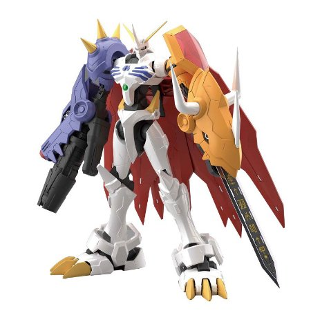 Figure-rise Standard - Digimon Adventure - Omegamon -Original-