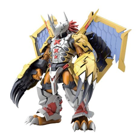 Figure-rise Standard - Digimon Adventure - WarGreymon -Original-