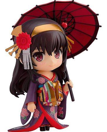 Nendoroid #1161 - Saekano: How to Raise a Boring Girlfriend Fine - Kasumigaoka Utaha Kimono [Original]