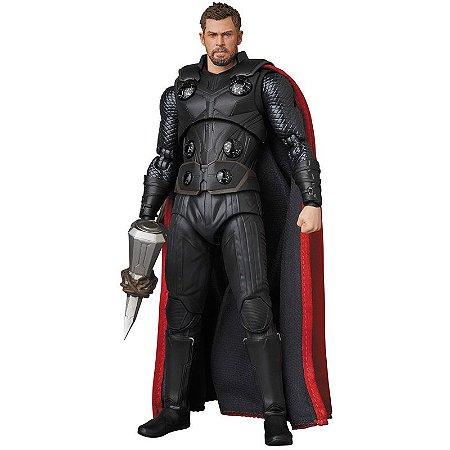 Mafex #104 Thor - Vingadores: Guerra Infinita