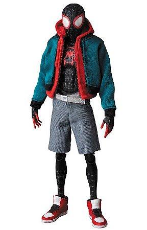 [Lançado] Mafex #107 Homem Aranha Miles Morales No Aranhaverso