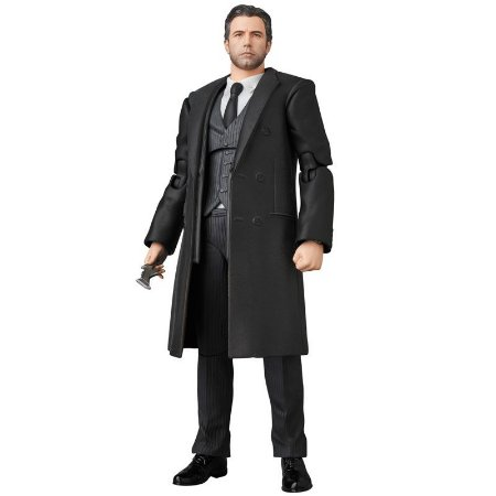 "[Encomenda] Mafex Nº076 - Bruce Wayne ""Justice League"" -Original-"