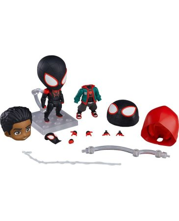 Nendoroid #1180-DX - Spider-Man: Into the Spider-Verse - Miles Morales [Original]
