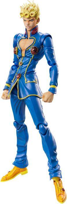 JoJo's Bizarre Adventure Part.V - Super Action Statue Giorno Giovanna Second [Original]