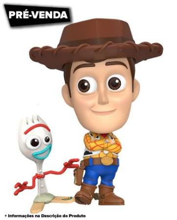 "CosBaby ""Toy Story 4"" Woody & Forky -Original-"