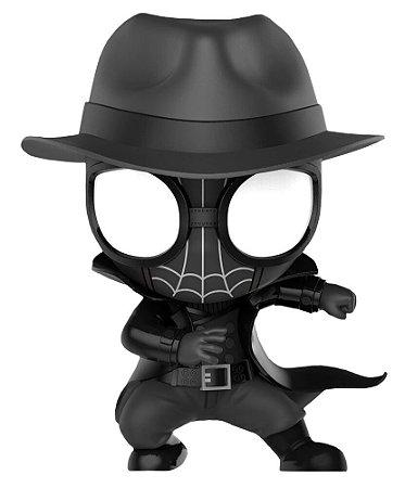 CosBaby Homem Aranha no Aranhaverso: Spider-Man Noir [Função Imã]