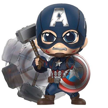 CosBaby Avengers: Endgame - Captain America (Battling Ver.) -Original-