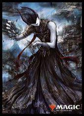 Magic: The Gathering -Card Sleeve- Ashiok, Dream Render -Original-