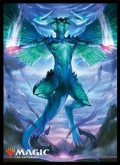 Magic: The Gathering -Card Sleeve- Ugin, the Ineffable -Original-
