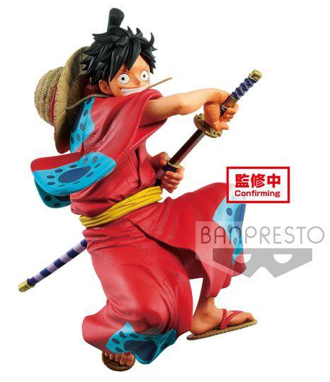 One Piece: Monkey D. Luffy Wano Kuni [King Of Artist]