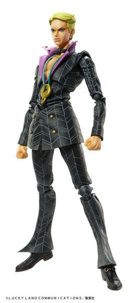 JoJo's Bizarre Adventure Part.V - Super Action Statue Prosciutto [Original]