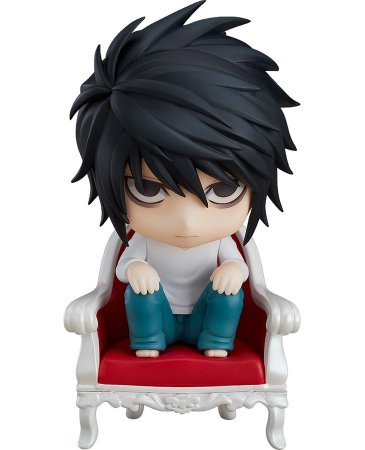 Nendoroid #1200 - Death Note - L 2.0