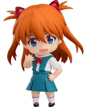 Nendoroid #1202 Rebuild of Evangelion: Asuka Shikinami Langley
