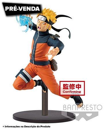 *Pré-venda* (10% de ENTRADA) Naruto Shippuden - Modo Sennin Naruto - Vibration Stars -Original-