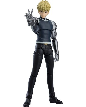 figma #455 One-Punch Man: Genos