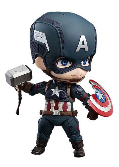 Nendoroid #1218-DX - Avengers: Endgame - Captain America